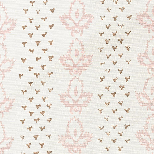 Screen printed Sibyl Colefax & John Fowler 'Bees' silk