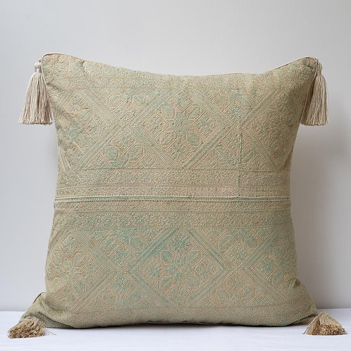 Antique Fez embroidery cushion