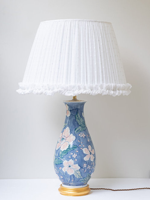 "18""/45cm base antique Ottoman spot organza lampshade"