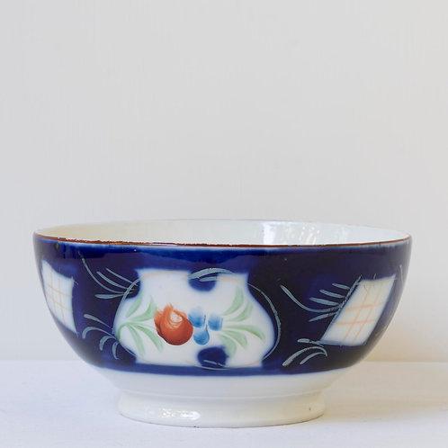 1930's Russian Kuznetsova Budy porcelain bowl