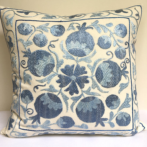 3A Hand embroidered cushion