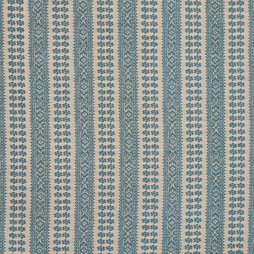 Sky blue Patmos weave (price is per metre)