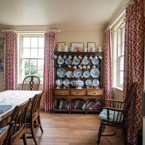 Georgian country house kitchen