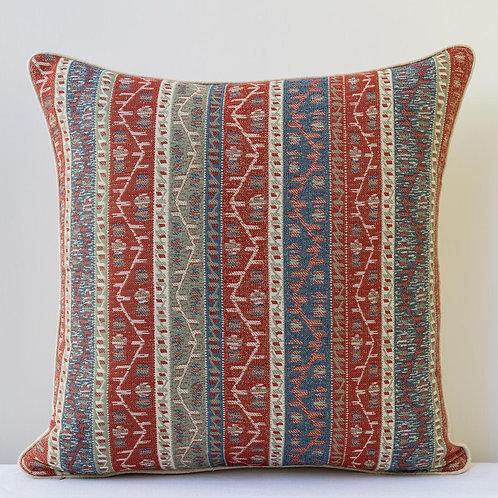 "50cm/ 20"" cushion in Susan's Sophia fabric"