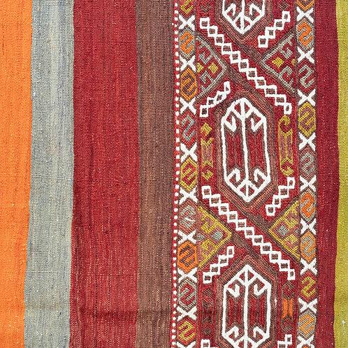 No. 5 Hand woven Anatolian flat panel