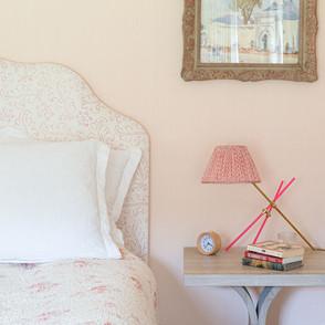 Master bedroom close-up