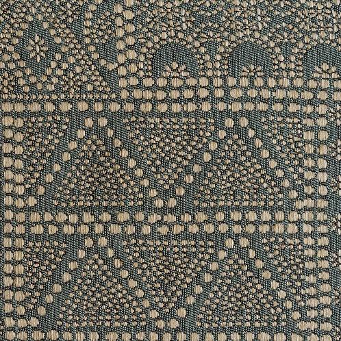 """""""BATIK"""" fabric in """"Acquamarine"""" (price per metre)"""