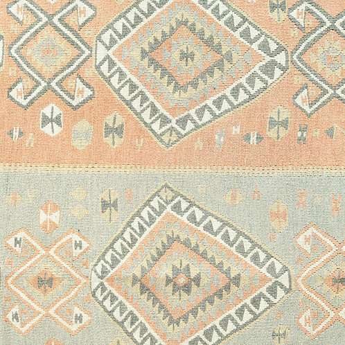 No. 3 Hand woven Anatolian kilim with muted colours