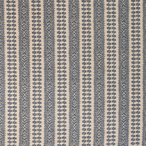 Smokey blue Patmos weave (price is per metre)