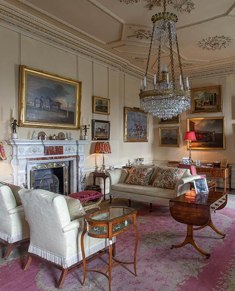 Raby Castle, Drawing Room