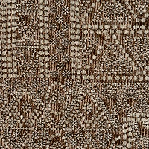"""""""BATIK"""" fabric in """"Amber"""" (price per metre)"""
