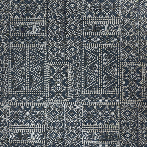 Batik in Indigo (price is per metre)