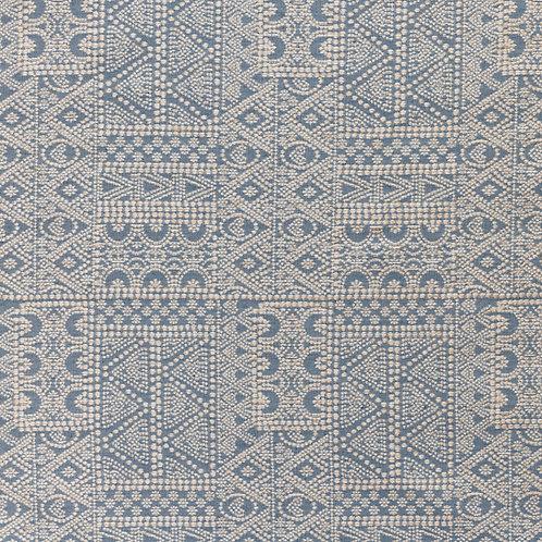 Coming soon! Batik in Roman Blue
