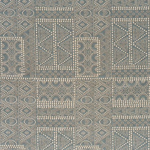 Batik in Acqua (price is per metre)