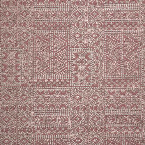 Batik in Old Rose (price is per metre)