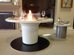 Dining PET & Side Table/ Tank Cover