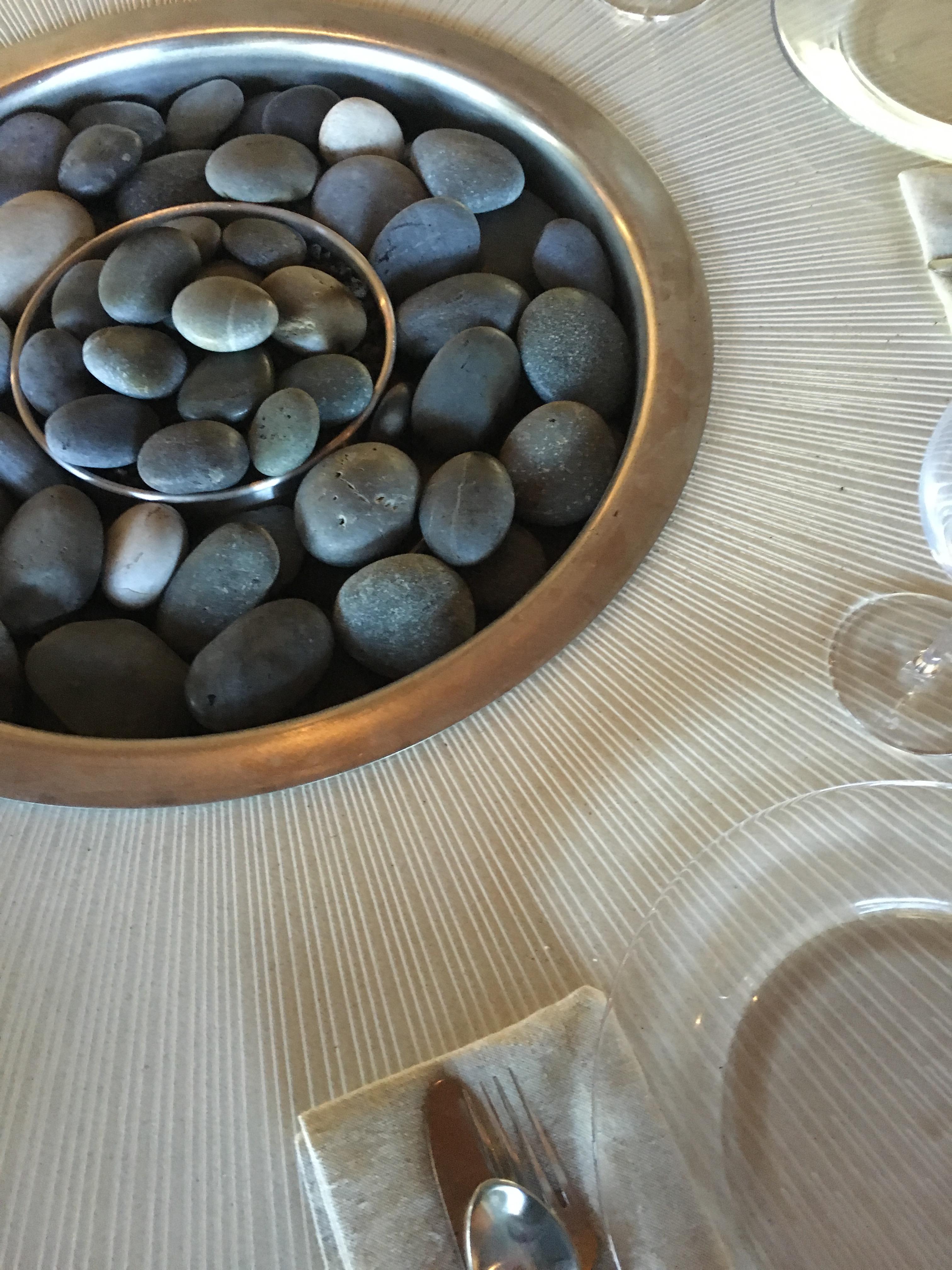 Grey Basalt Stones