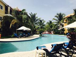 Vacaciones en el Caribel.