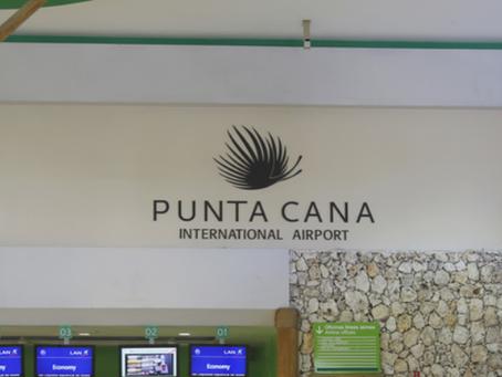 Volando a Punta Cana