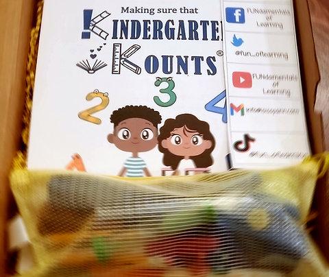 Kindergarten Kounts ® Learning Kit