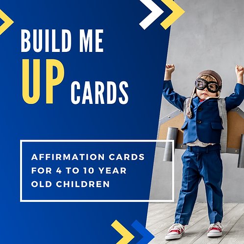 Build Me Up Cards