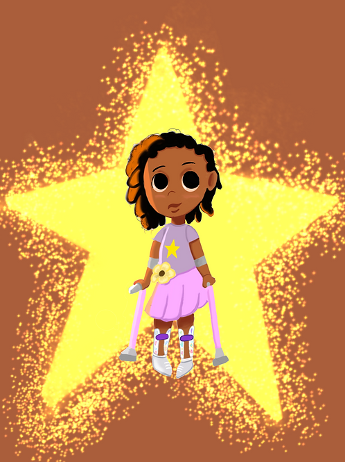 Nia's Purpose Children's Book