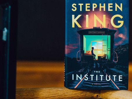 BOOK REVIEW: The Institute by Stephen King