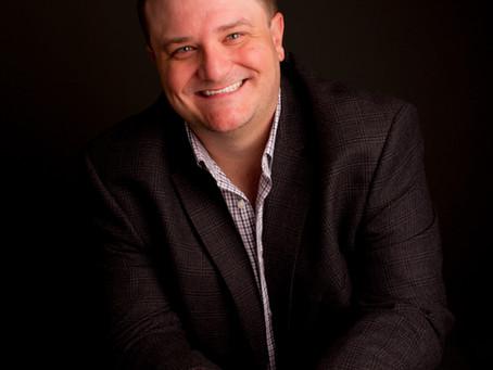 Author Interview: Rick Treon