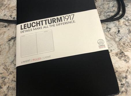 Leuchtturm1917 A5 Notebook Review