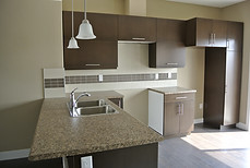 Bellwether Park - Kitchen - Aspire Unit