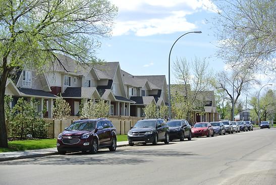 Bellwether Park Exterior Street