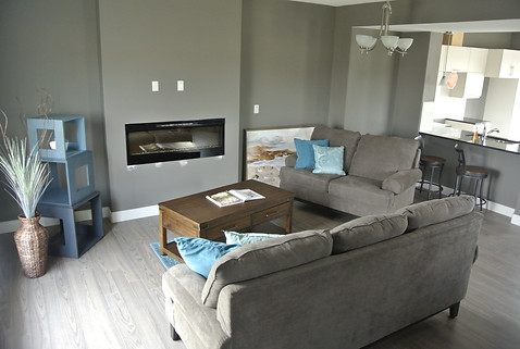 Bellwether Park - Living Room - Confident Unit