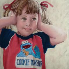 #125 Cookie Monster