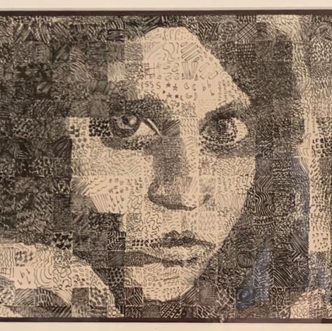 #154 Afghan Woman