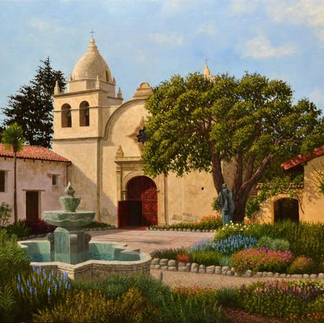 #21 Carmel Mission