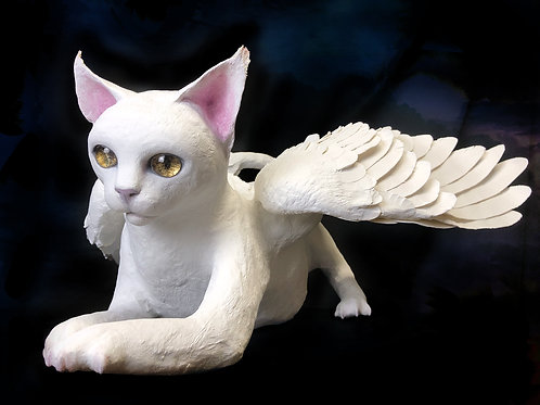 The Fascinating Feathered Feline