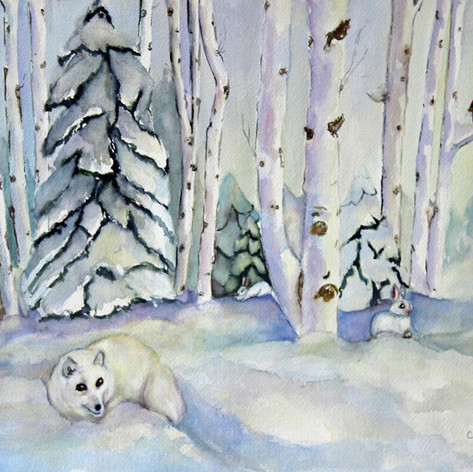 #146 Winter Frolic