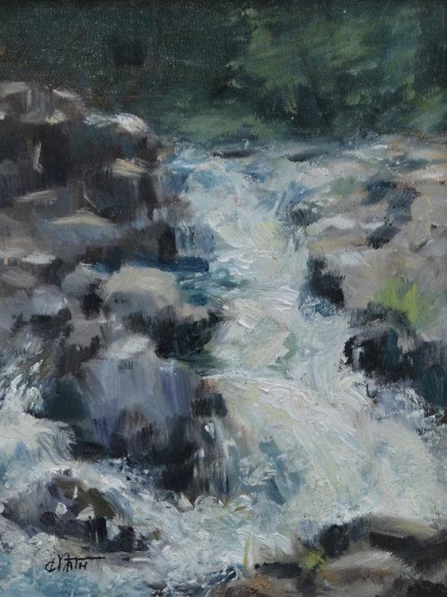 Lucia Falls at Noon
