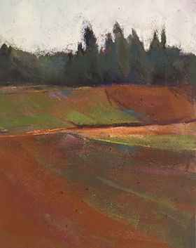 Laura Pritchard, 'Sauvie Island Fields I