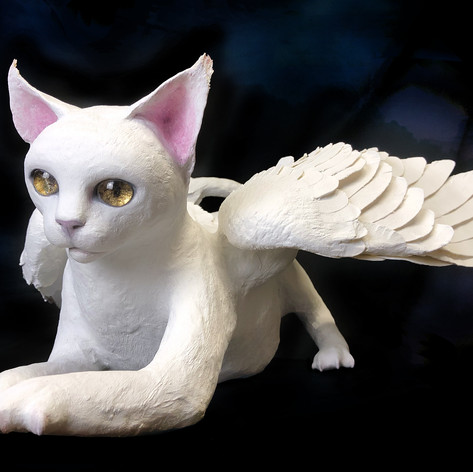 #161 The Fascinating Feathered Feline