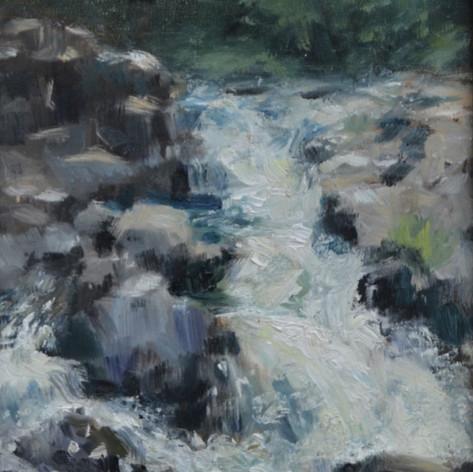 #17 Lucia Falls at Noon
