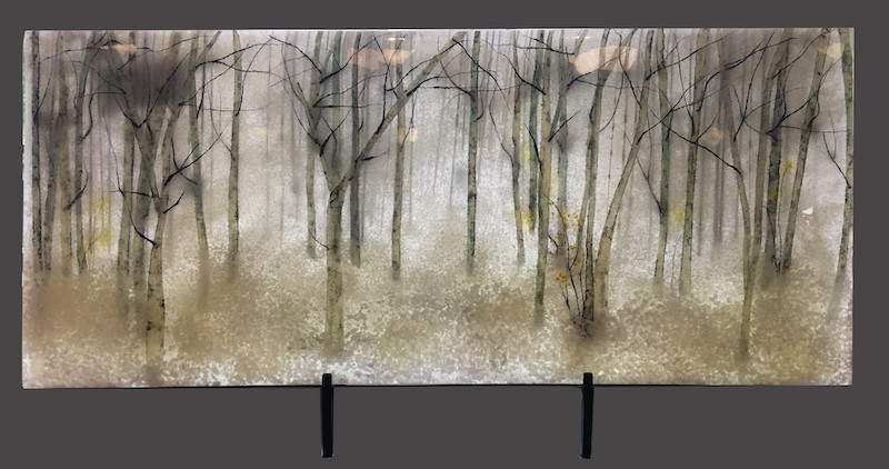 Image of Peoples choice - First Snow by Ann Cavanaugh