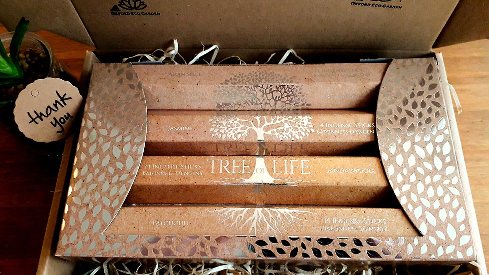 Tree of Life Incense Stick Set
