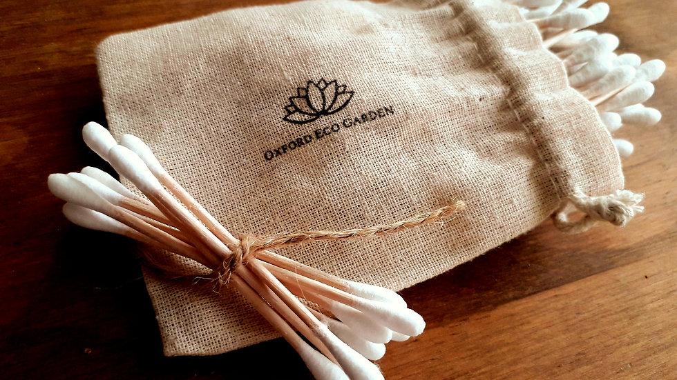 200 Eco Cotton Buds