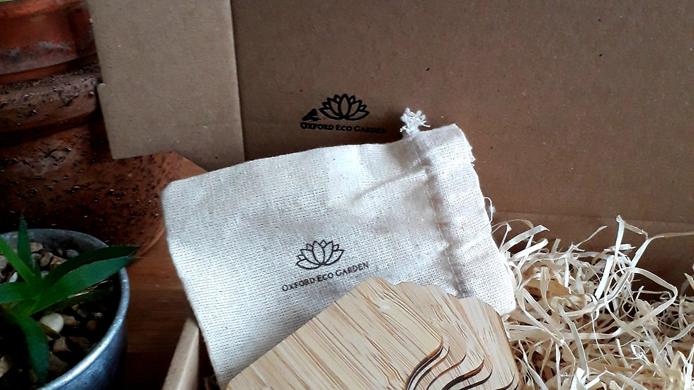 Bamboo Seed and Plant Labels