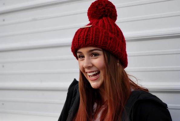 The Chloe Pom Hat