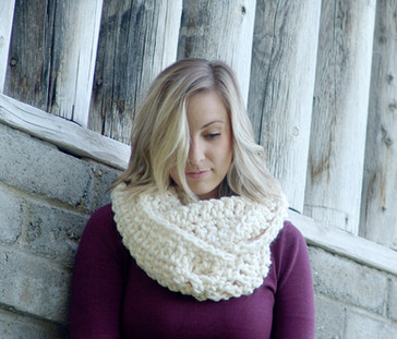 Ivy Infinity Scarf