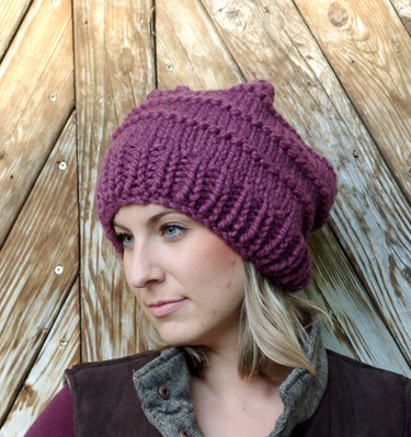 Heritage Slouchy Hat - $35