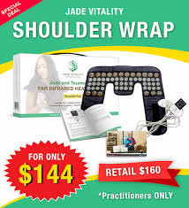 JADE VITALITY SHOULDER WRAP
