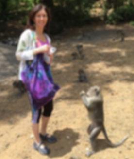 Rose with monkey Bali CROPPED.jpg
